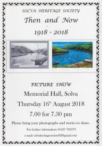 Solva Then and Now