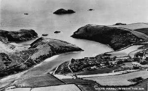 solva from the air