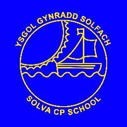 solva school logo