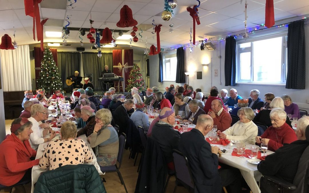 Solva Community Christmas Lunch