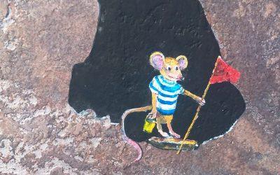 The Mice have landed in Solva!
