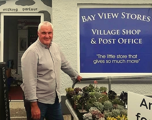 Post Office's Local Hero Award