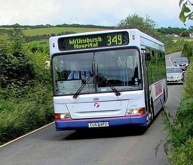 Pembrokeshire Bus Service Changes – 25 July 2020