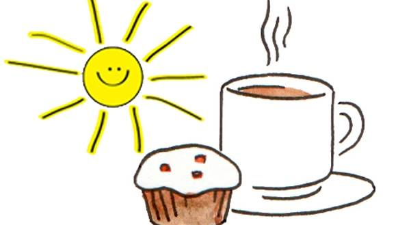 The Sunny Solva Coffee Morning