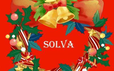 MERRY CHRISTMAS SOLVA & HAPPY NEW YEAR