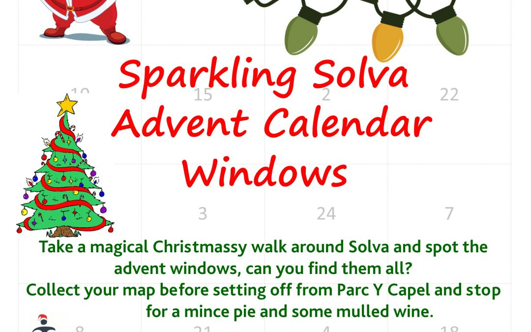 Solva Advent Calendar Windows
