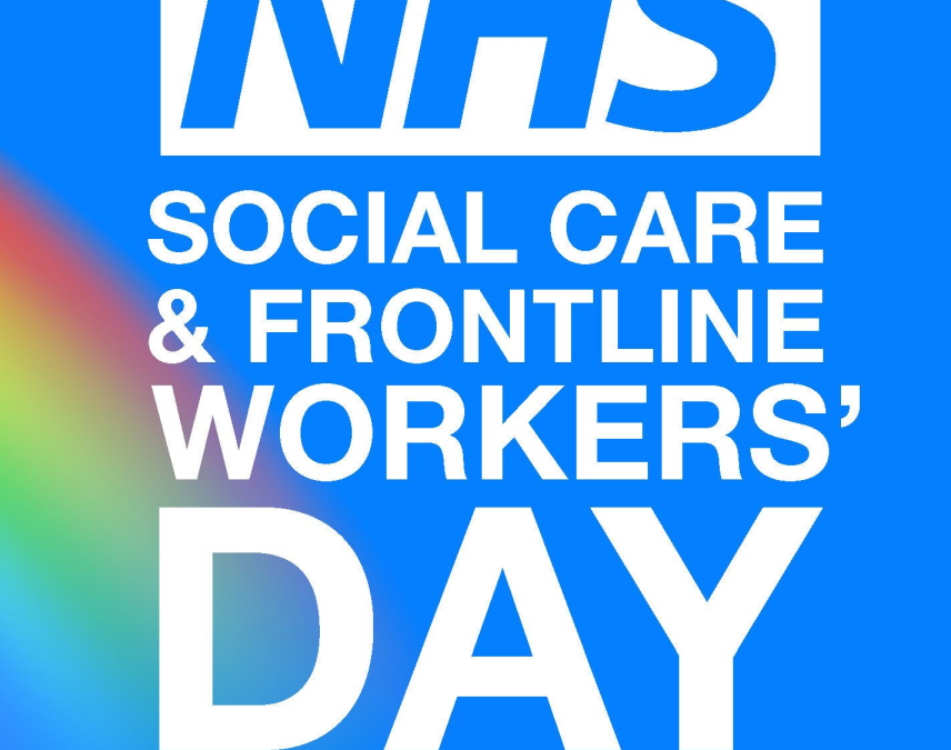 Time To Dust Off Your NHS Rainbows