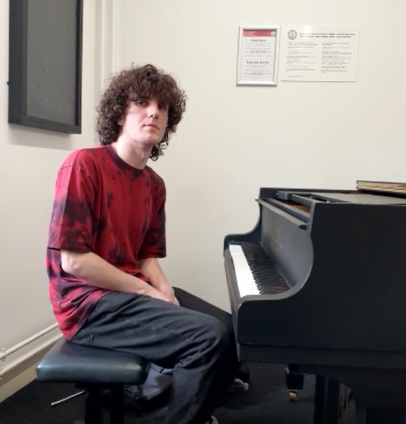 Piano Recital by Boaz Johnson (Royal Welsh College of Music and Drama)