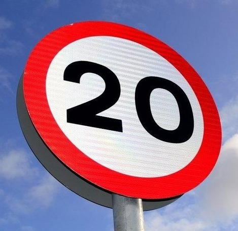 Welsh Government Consultation on a default 20 mph speed limit