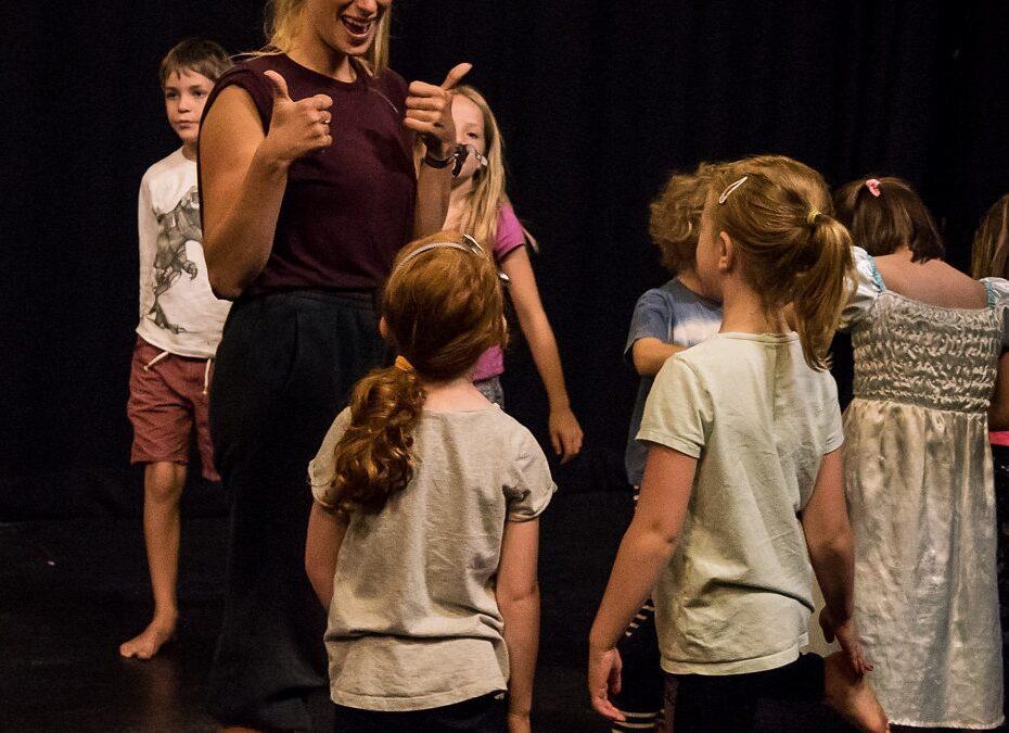 Family Dance Workshop – Saturday 7 August