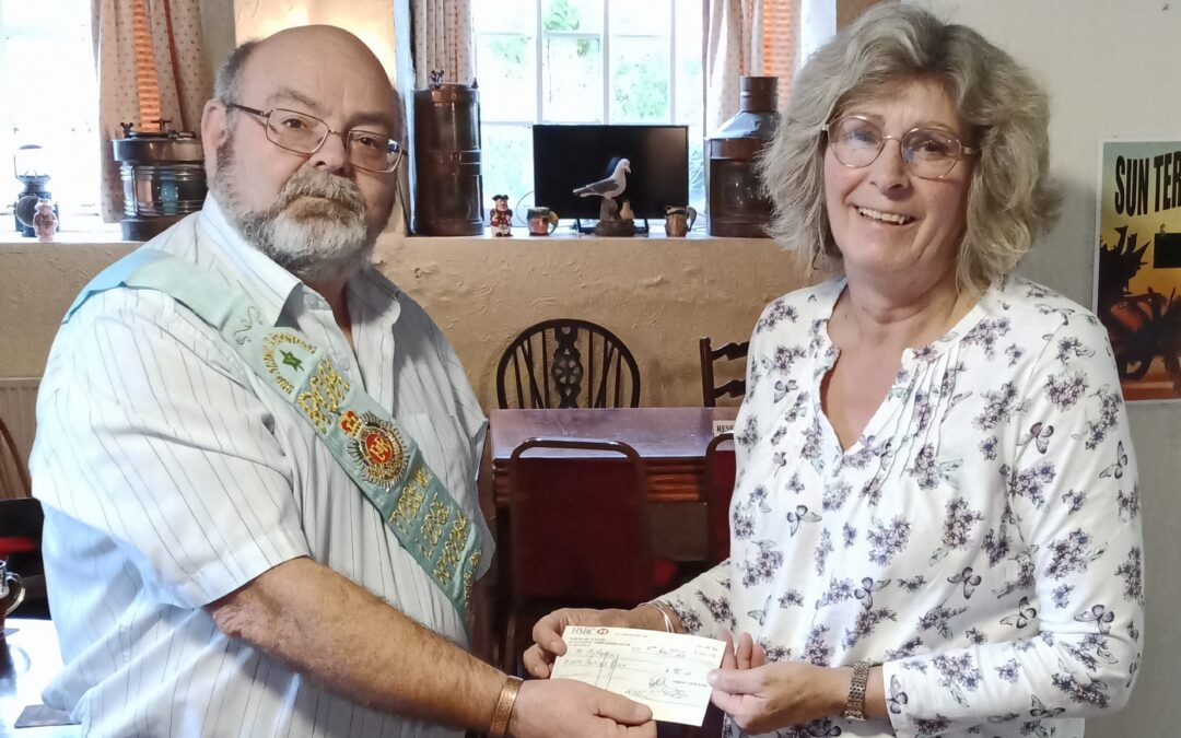 Donations for Defibrillator pads